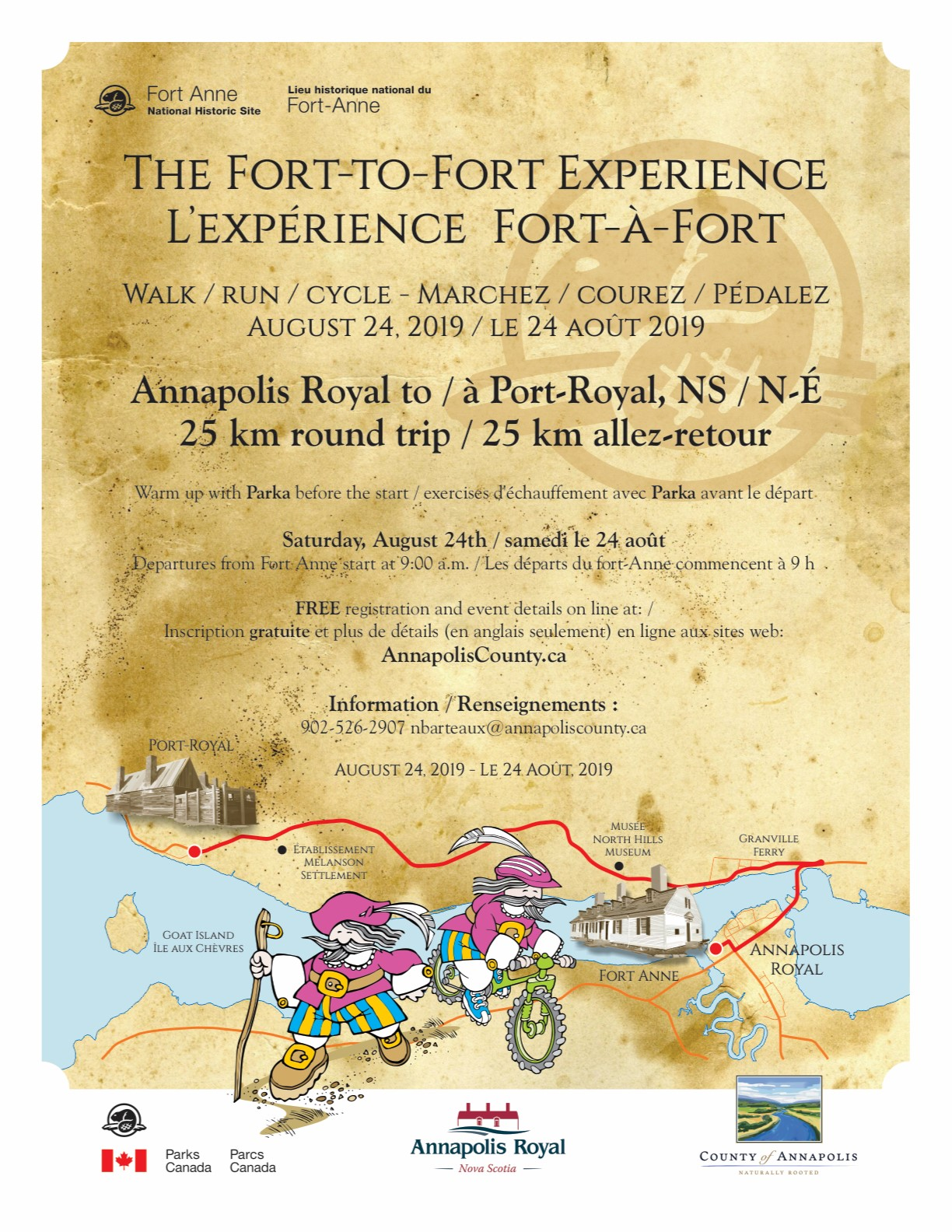 Fort To Fort Poster WEB small format
