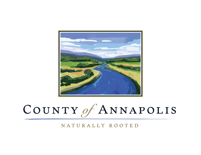 County of Annapolis Logo (white background) - extra small format