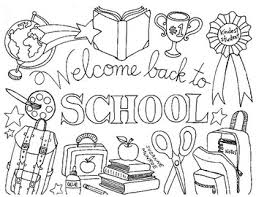 Youth Back to school page