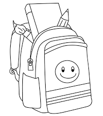 toddler back to school page